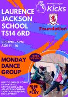 Laurence Jackson School - Dance